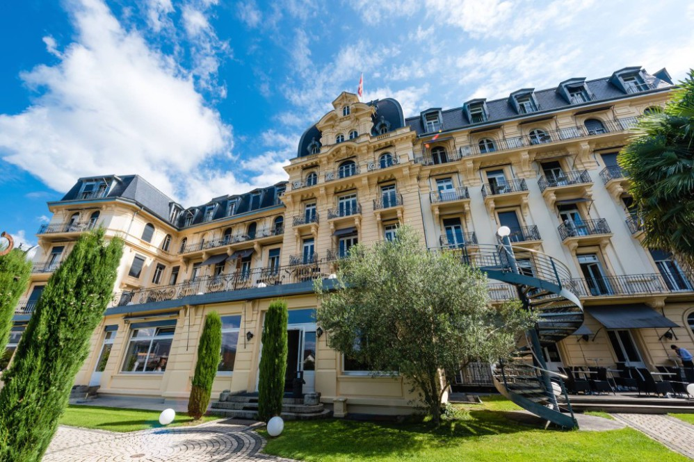 Hotel Institute Montreux
