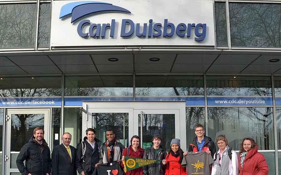 Carl Duisberg Centren Cologne0拷貝