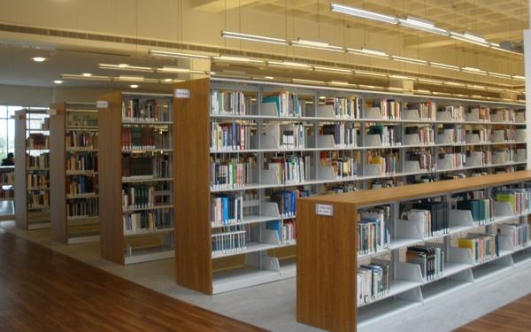 Saddleback圖書館