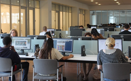 Saddleback電腦教室