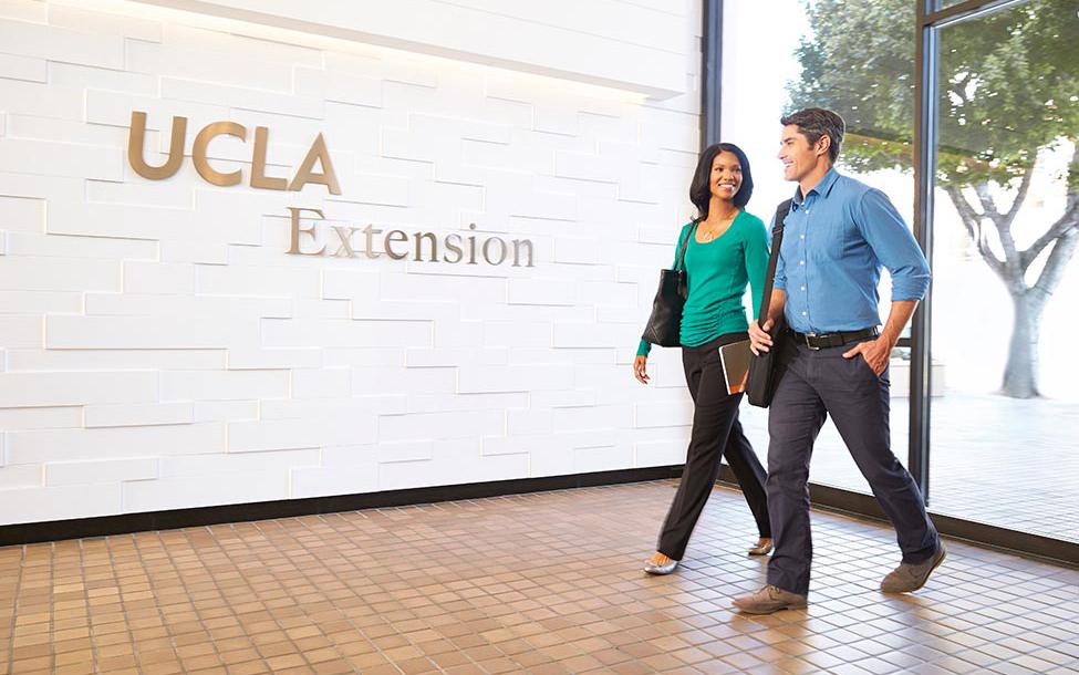 UCLA Extension拷貝