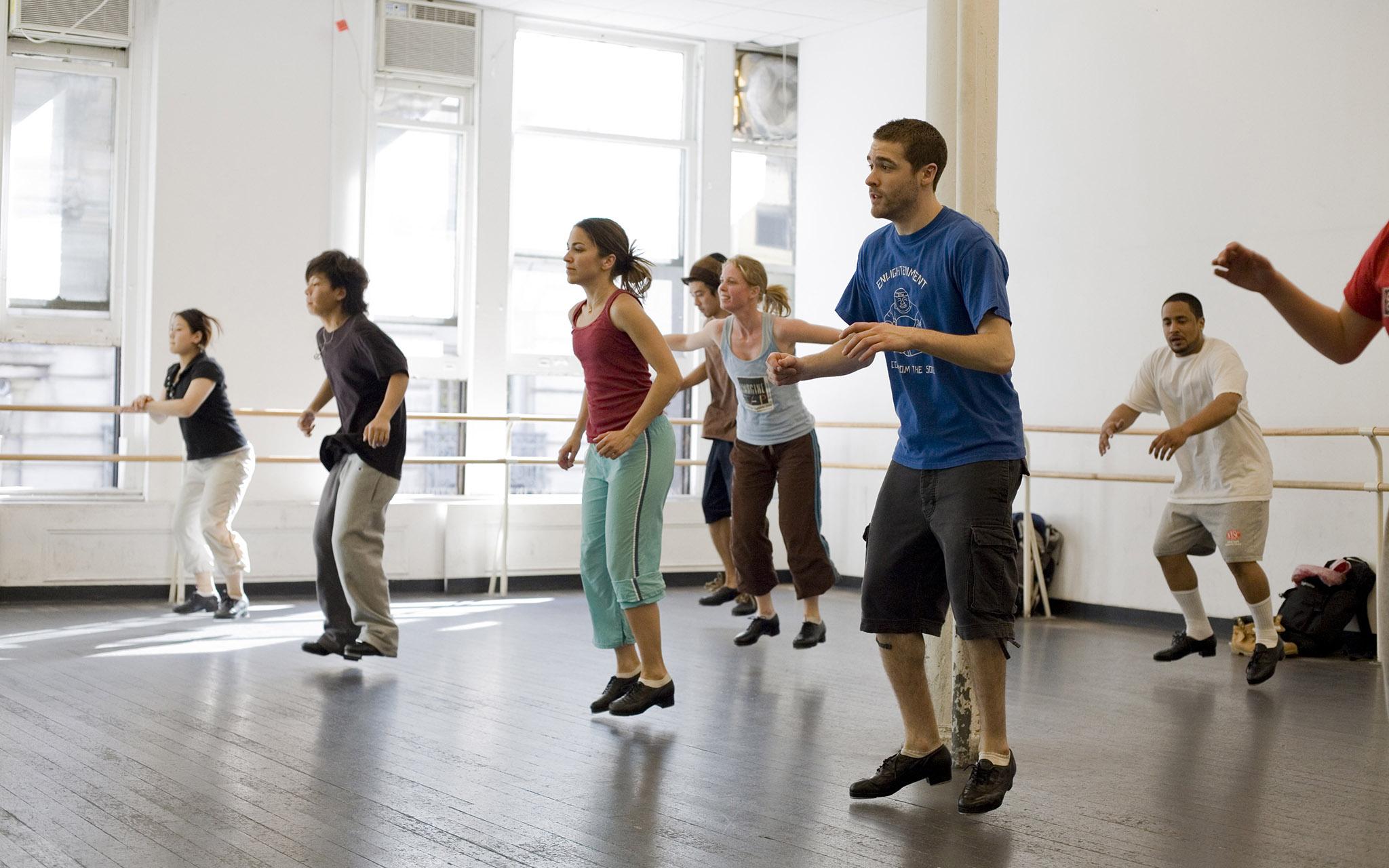 Dance Steps on Broadway NEW-1