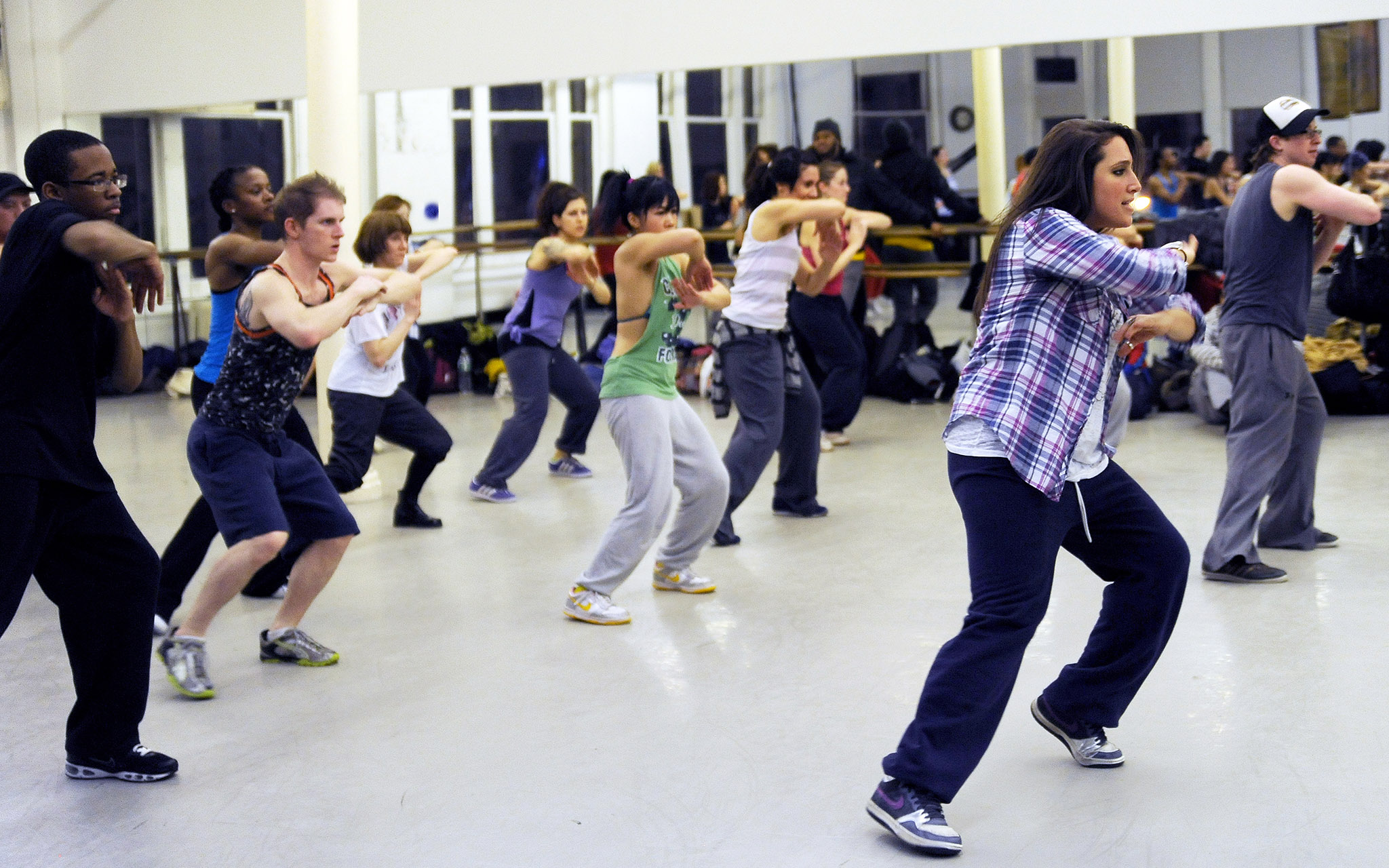 Dance Steps on Broadway2 NEW