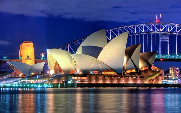 Australia-Sidney-Opera