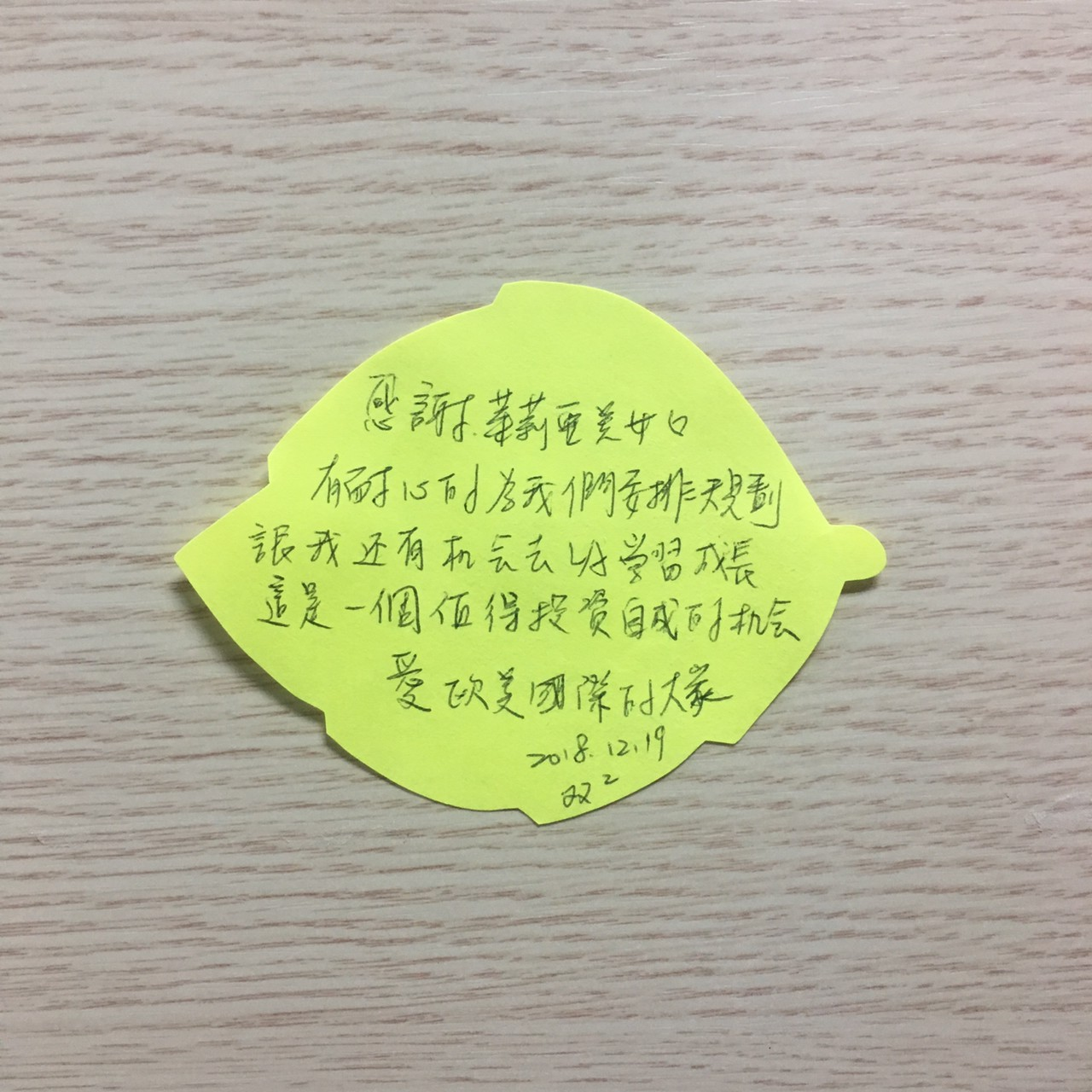 蔡旻錦-美國遊學