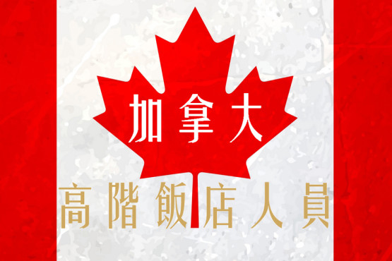 canada flag with texture