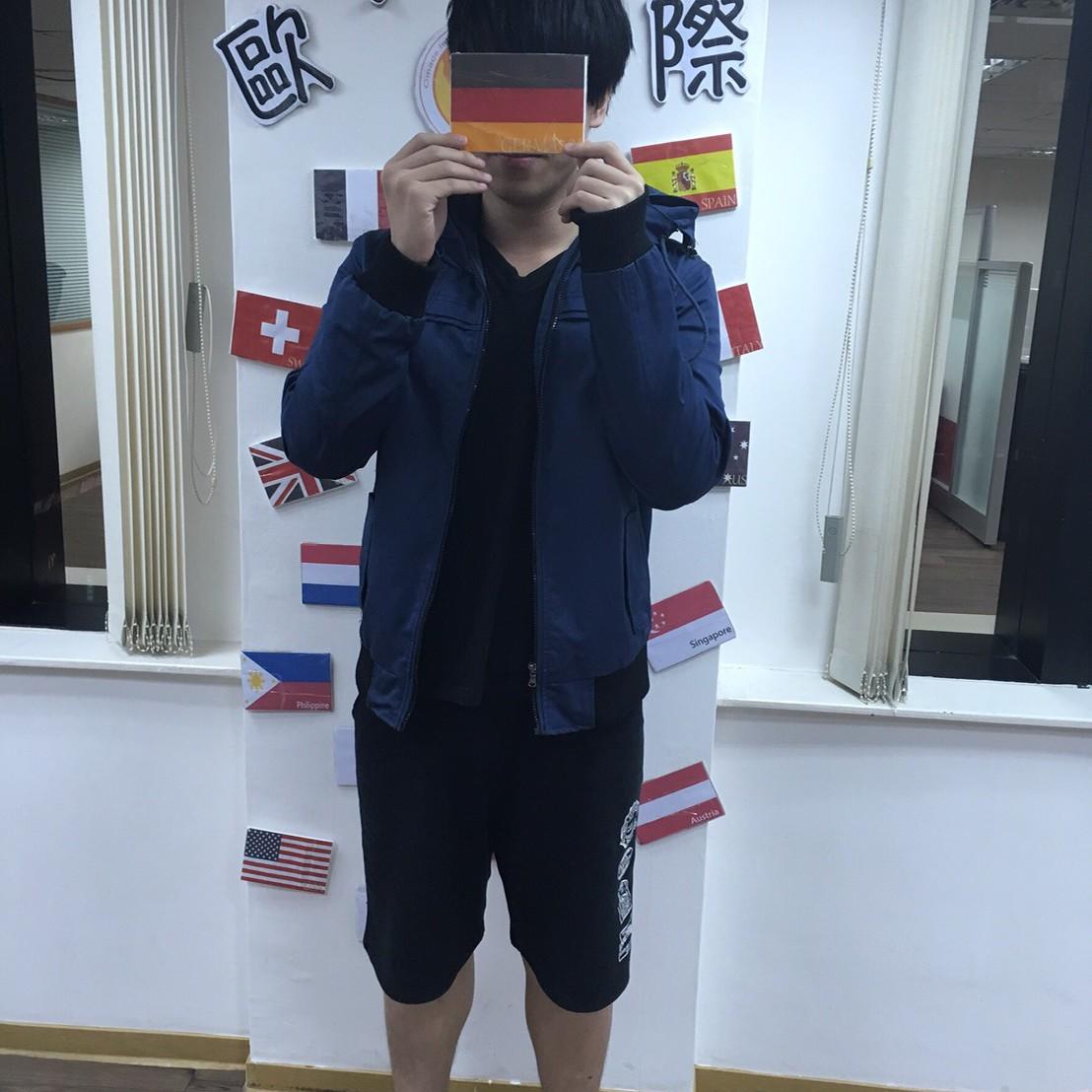 Mr.S德國留學