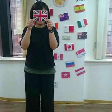 Ms.Z英國留學