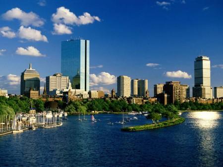 波士頓 夏