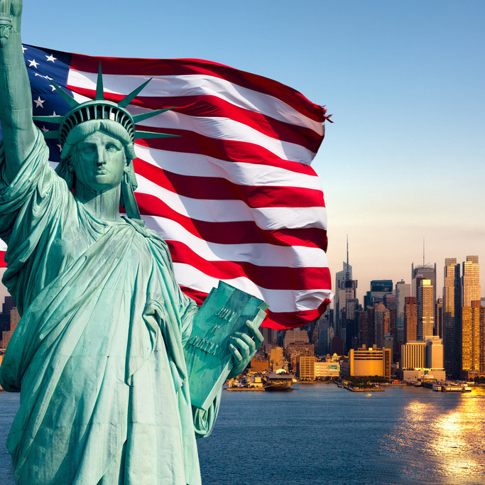 USA自由女神