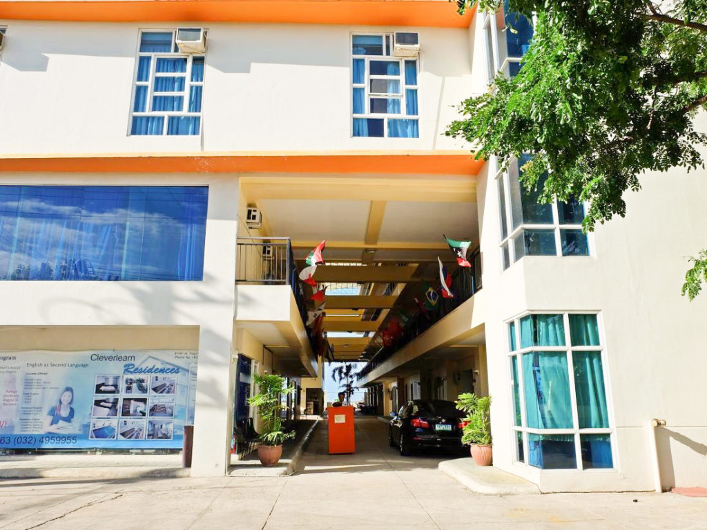 菲律賓遊學-菲律賓語言學校-宿霧Cleverlearn-建築外觀-3