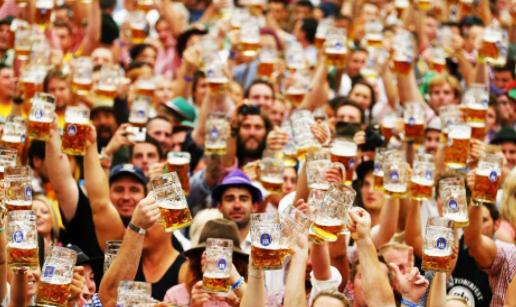 慕尼黑啤酒節