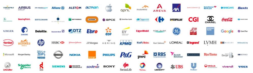 里昂合作企業